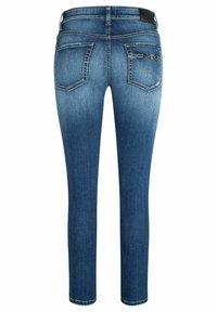 Cambio - PARIS ANCLE CUT - Slim fit jeans - blue - 1