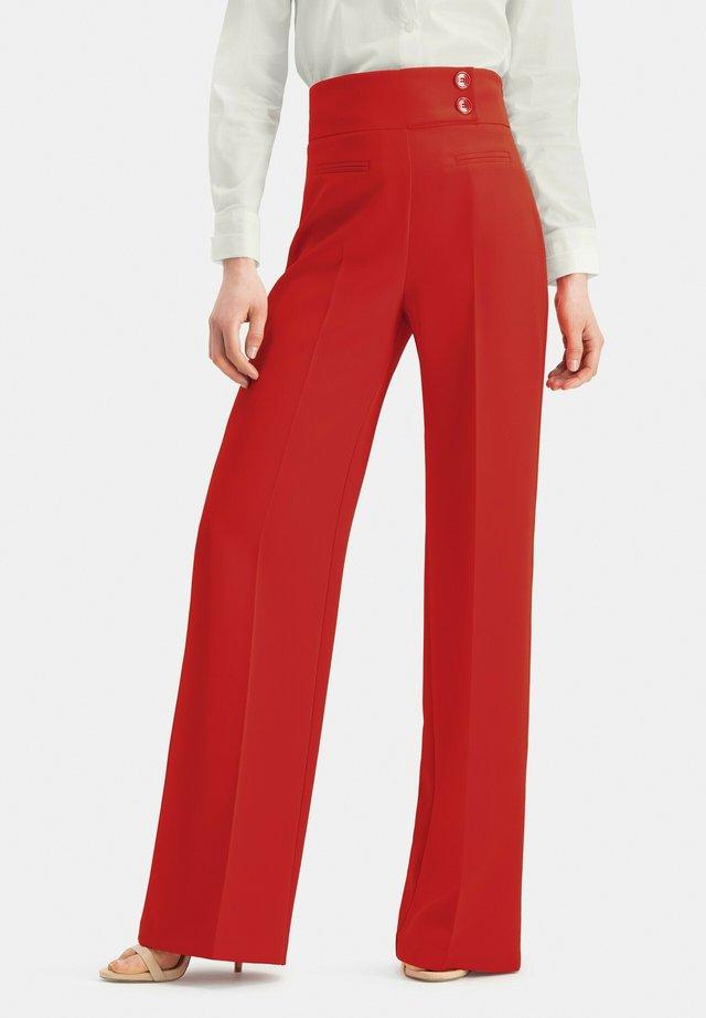 COREANA - Trousers - rot