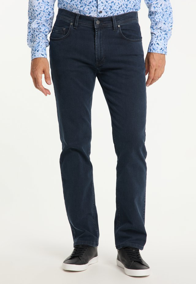 RANDO - Relaxed fit jeans - rinse