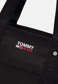 Tommy Jeans - CAMPUS TOTE - Tote bag - black - 3