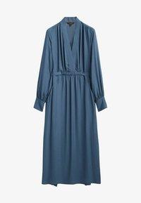 Massimo Dutti - Day dress - blue - 2