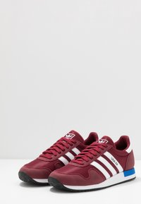 adidas Originals - USA 84 - Trainers - core burgundy/footwear white/blue - 2