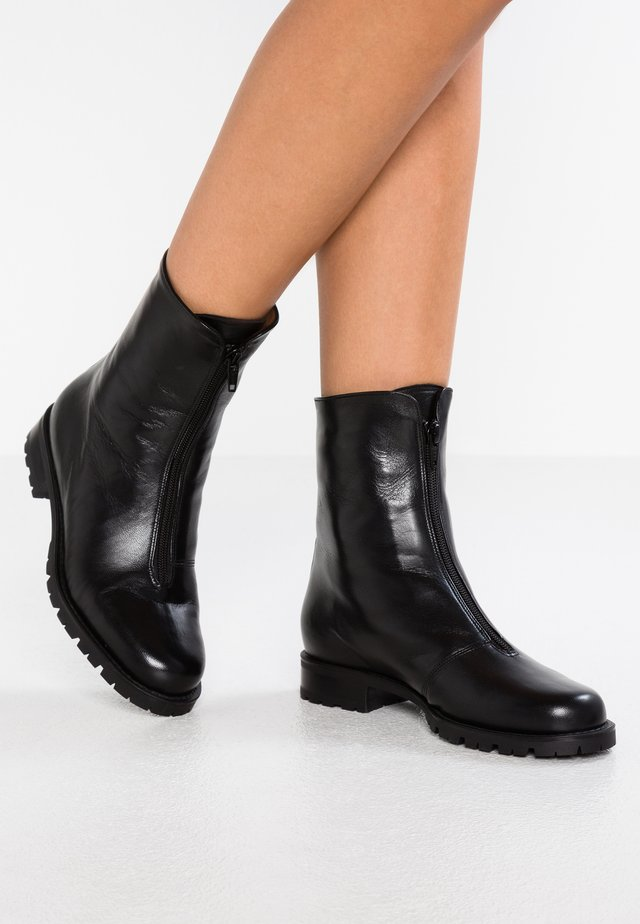 ADA - Classic ankle boots - nero