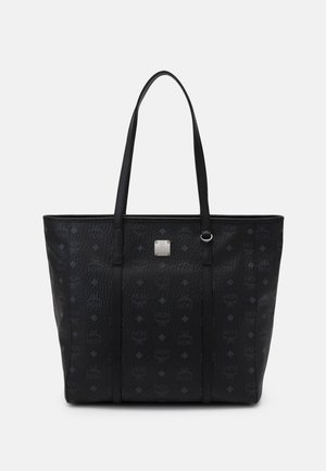 TONI VISETOS - Tote bag - black