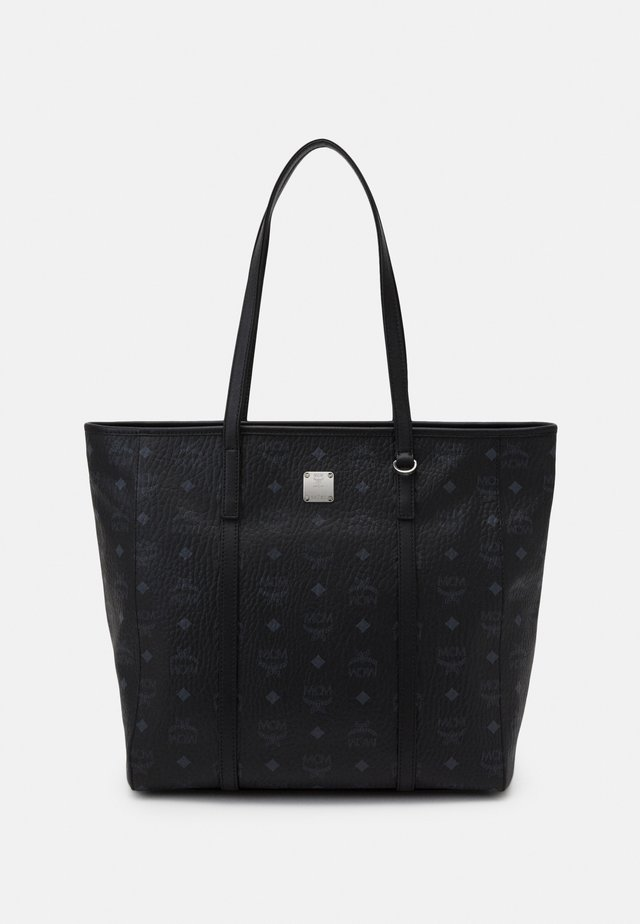 TONI VISETOS - Shopping bag - black