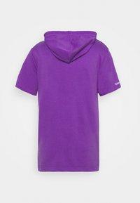 Mitchell & Ness - NBA TORONTO RAPTORS GAMEDAY HOODY - Hoodie - purple/raptors purple - 7