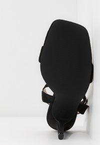 Glamorous Wide Fit - High heeled sandals - black - 6