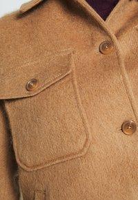 Topshop - JACKET - Summer jacket - tan - 5