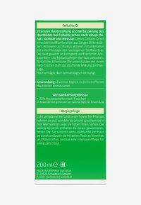 Weleda - BIRCH CELLULITE OIL - Body oil - - - 2