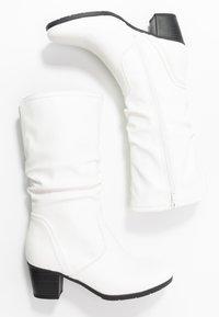 Jana - Boots - white - 3