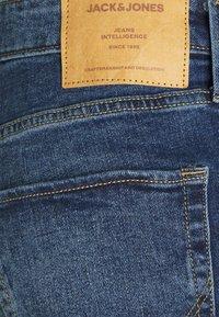 Jack & Jones - JJICLARK JJICON - Jeans straight leg - blue denim - 2