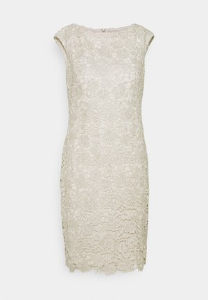 SPARKLE DRESS - Cocktailjurk - ivory
