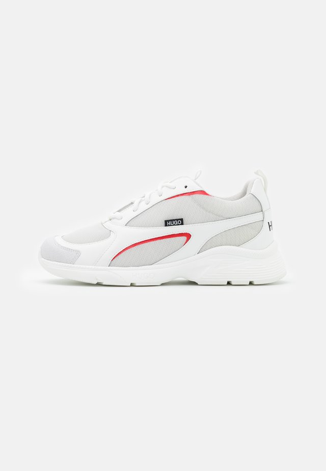 GILDA RUNN - Sneakers laag - white/red