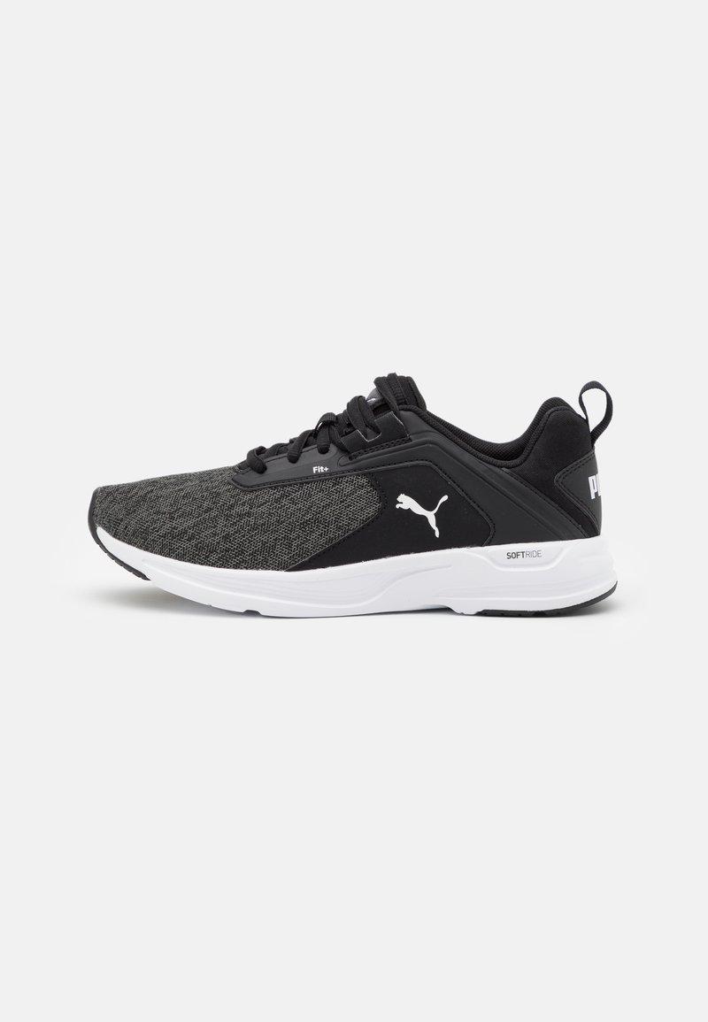Puma - COMET 2 UNISEX - Neutrální běžecké boty - black/white