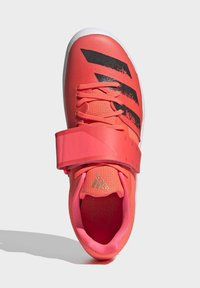 adidas Performance - ADIZERO DISCUS / HAMMER SHOES - Stabilty running shoes - pink - 2
