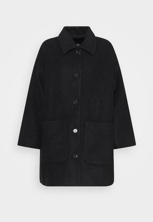 NIMRA JACKET - Classic coat - black