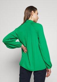 Lauren Ralph Lauren - DRAPEY - Long sleeved top - hedge green - 2