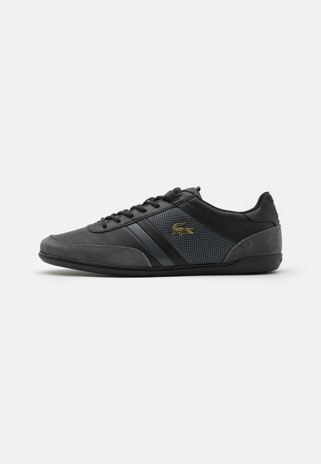 GIRON - Joggesko - black/dark grey