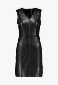 ONLY - ONLLIO DRESS - Etui-jurk - black - 5