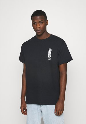 UNKNOWN - Print T-shirt - black
