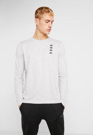 GRANDALF - Bluzka z długim rękawem - high rise melange
