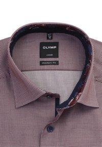 OLYMP - Shirt - orange - rot - 1