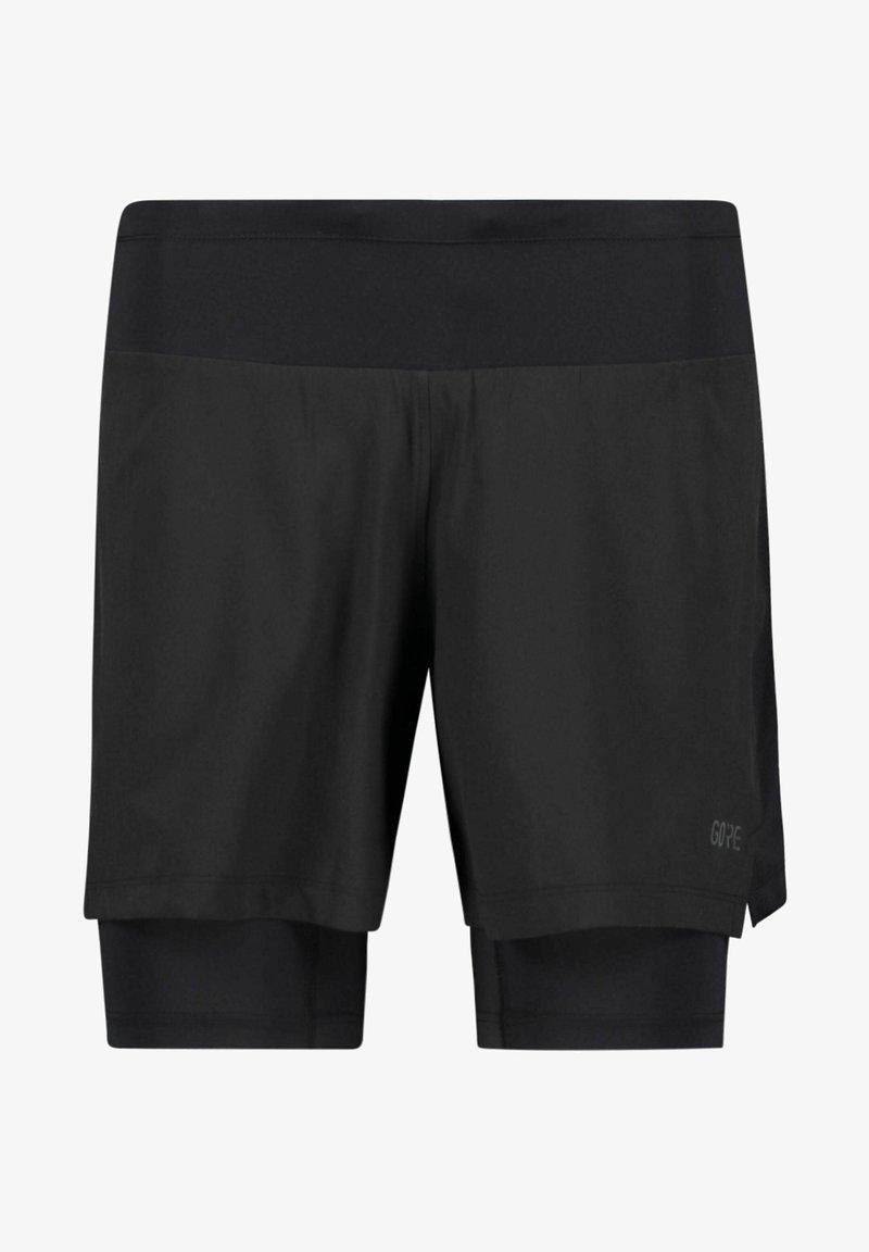 Gore Wear - Sports shorts - schwarz