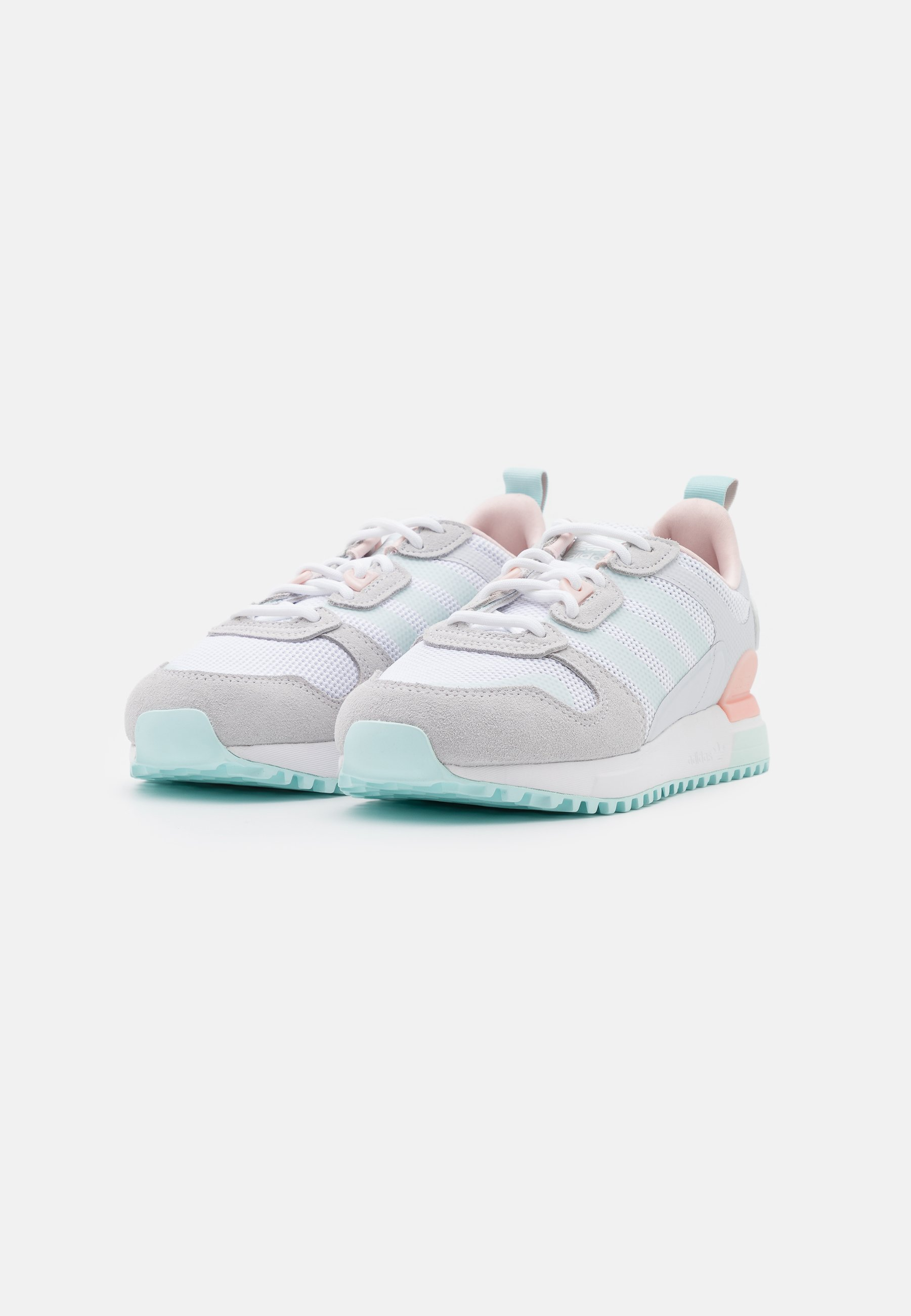 adidas Originals ZX Sneaker low dash grey/ice mint/icey pink/lila