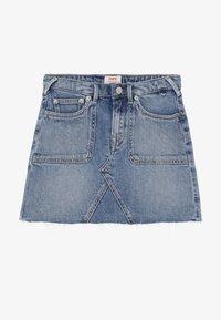 Pepe Jeans - MILLIE WORKER - Denimová sukně - denim - 2