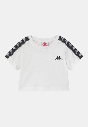 INULA - Print T-shirt - bright white