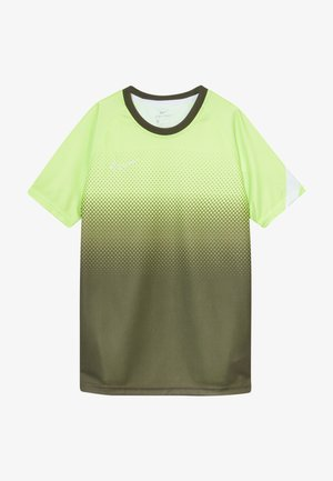 DRY ACADEMY  - T-shirt sportiva - ghost green/white