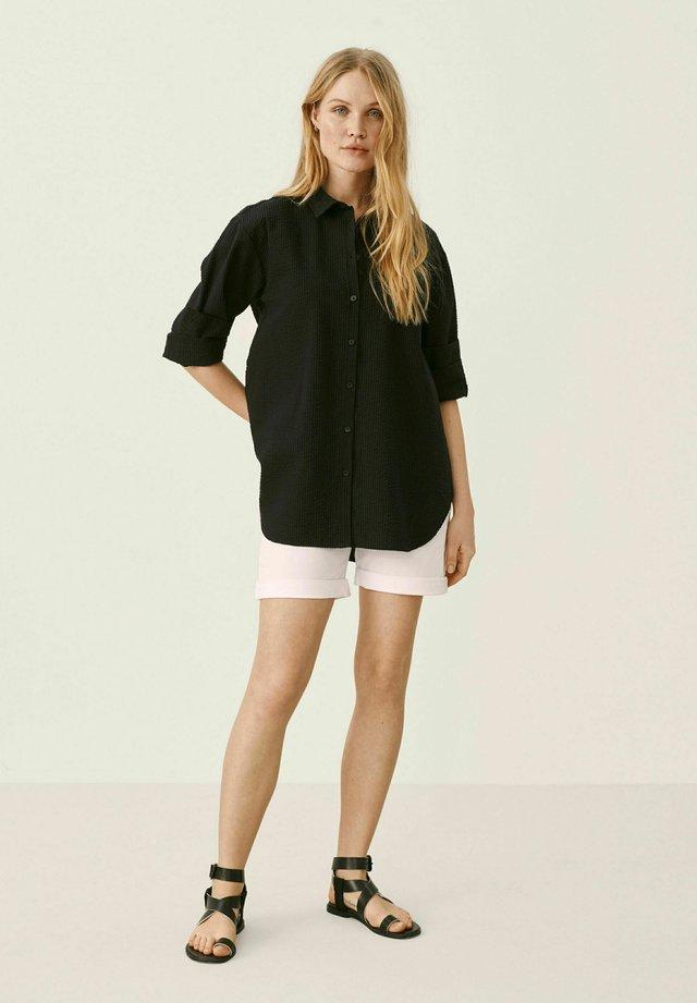 ISHMAPW - Camicia - black