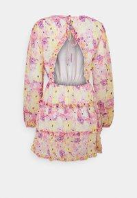 Gina Tricot - SONJA DRESS - Korte jurk - pink - 8