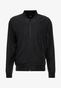 Burton Menswear London - CORE ALL - Bomberjacks - black - 4