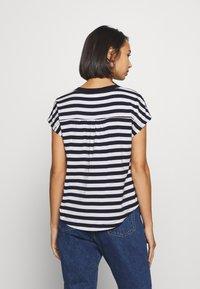 GAP Petite - Camiseta estampada - dark blue - 2