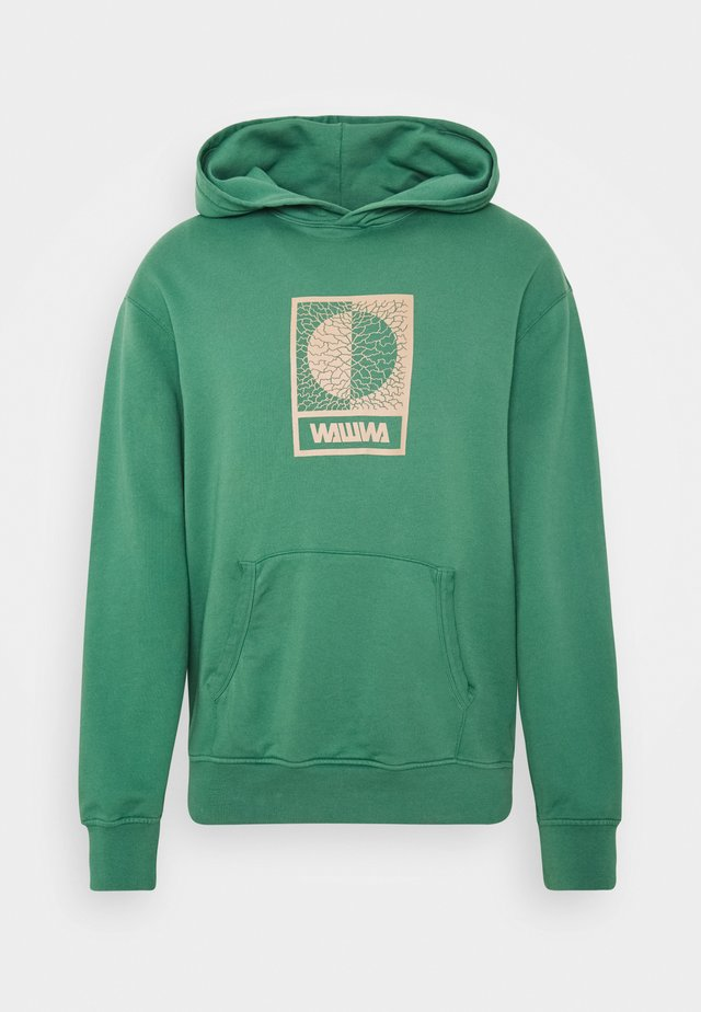 TIKSI HOODIE UNISEX - Felpa con cappuccio - green