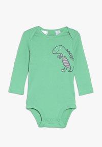 Carter's - LITTLE CHARACTER BABY SET - Body - green - 4