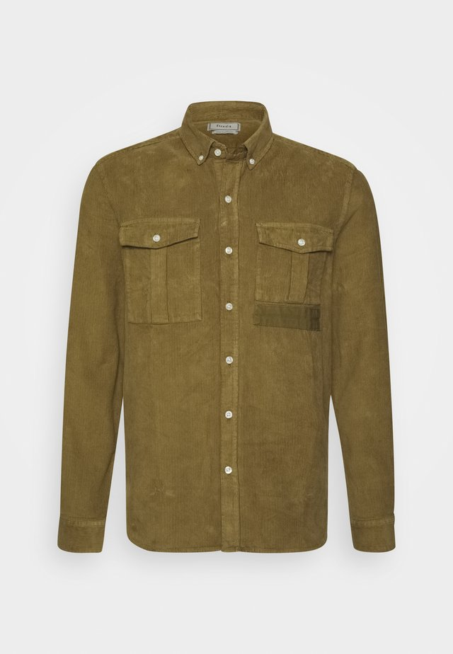 FROG - Camicia - olive