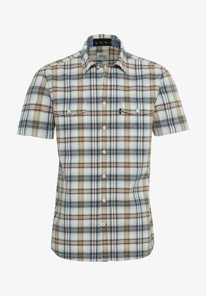 ZWEI BRUSTTASCHEN - Shirt - broke white