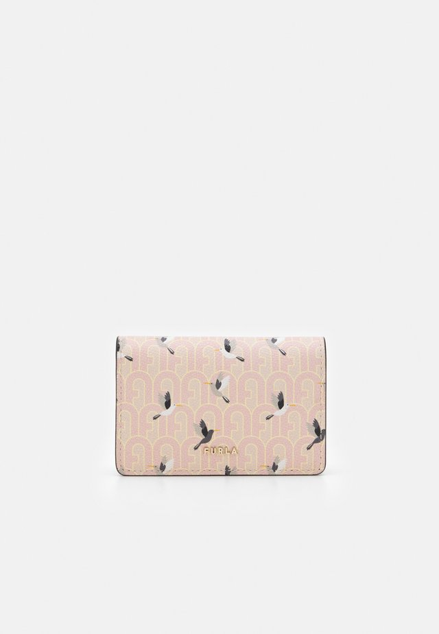 BABYLON CARD CASE - Portefeuille - candy rose