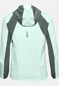 Under Armour - OUTRUN THE STORM  - Sports jacket - seaglass blue - 3
