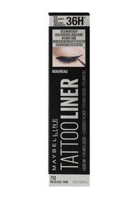 Maybelline New York - TATTOO LINER LIQUID INK EYELINER - Eyeliner - schwarz - 2