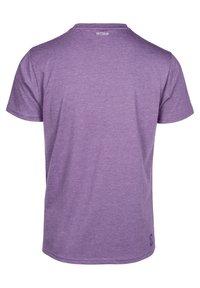 Spitzbub - ARTHUR - Basic T-shirt - purple - 1