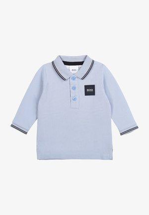 Polo - faded blue