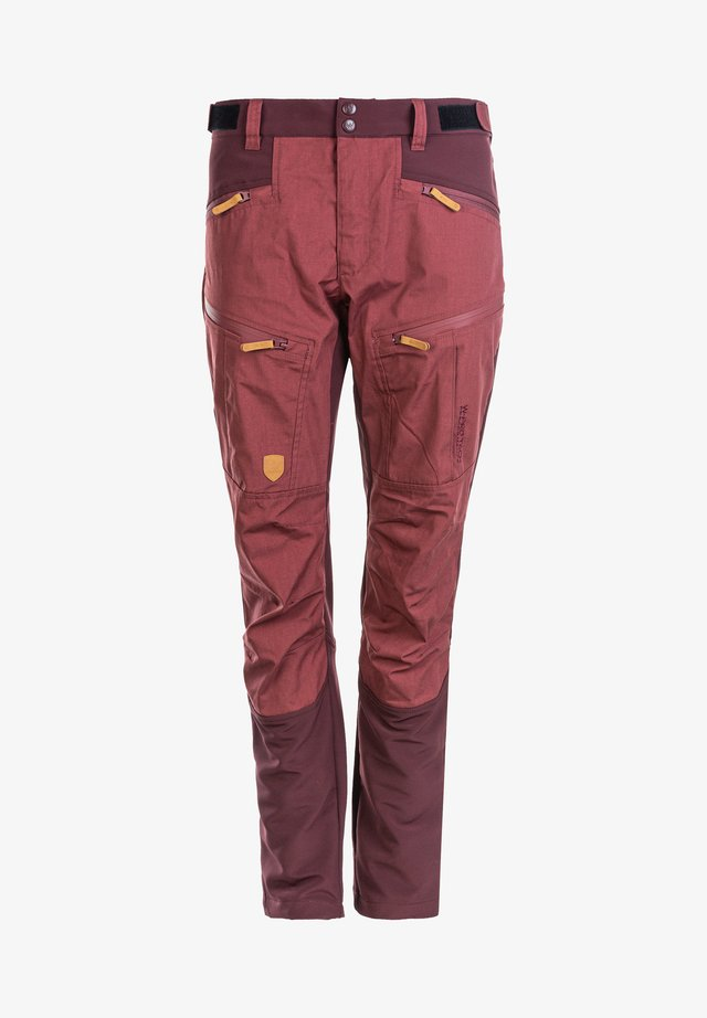OUTDOOR  ALEXIS W FUNCTIONAL - Trousers - apple butter