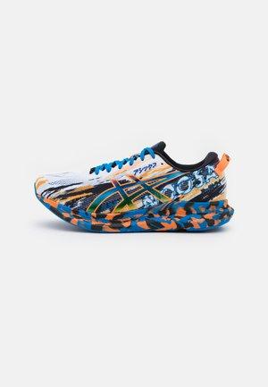NOOSA TRI 13 - Competition running shoes - white/shocking orange