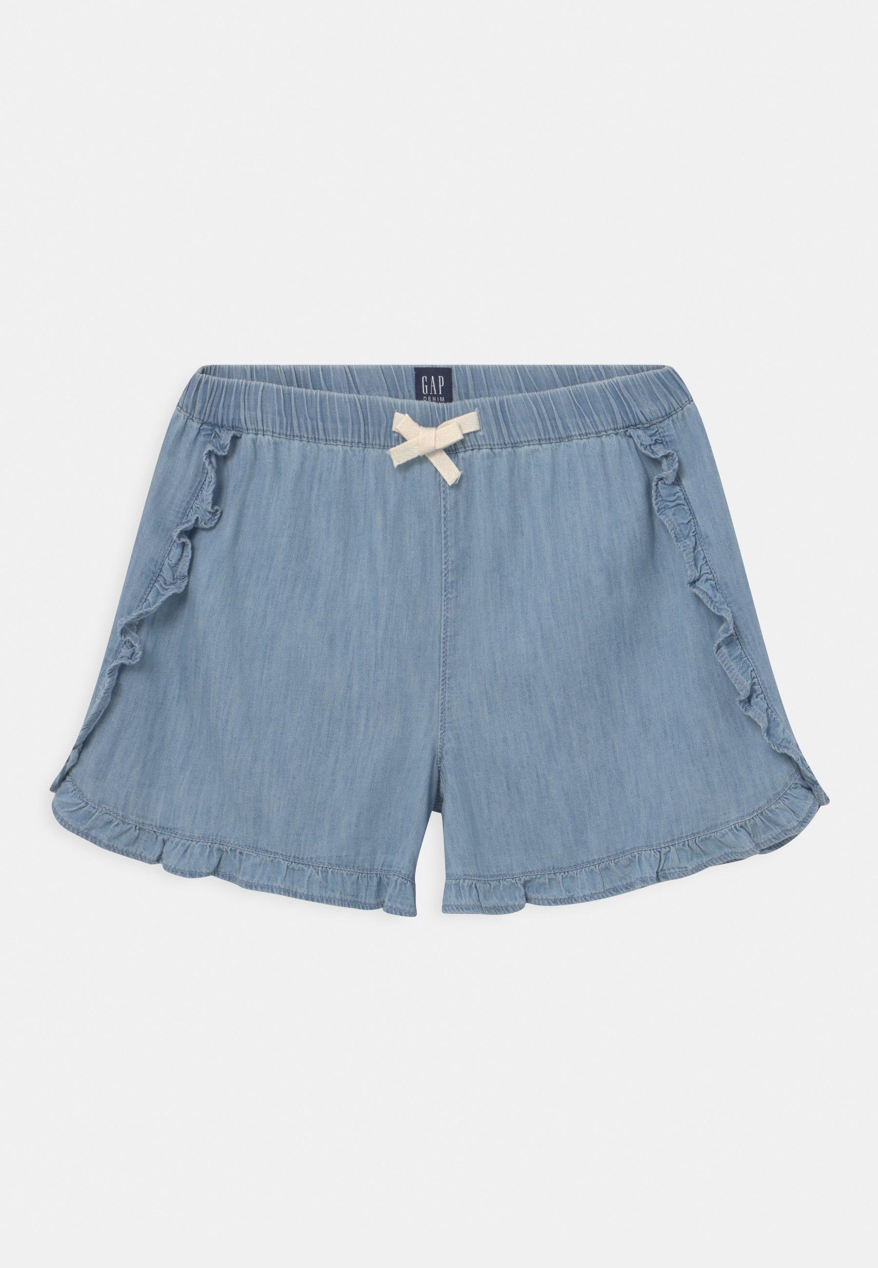 Kids GIRL DOLPHIN RUFFLE - Shorts