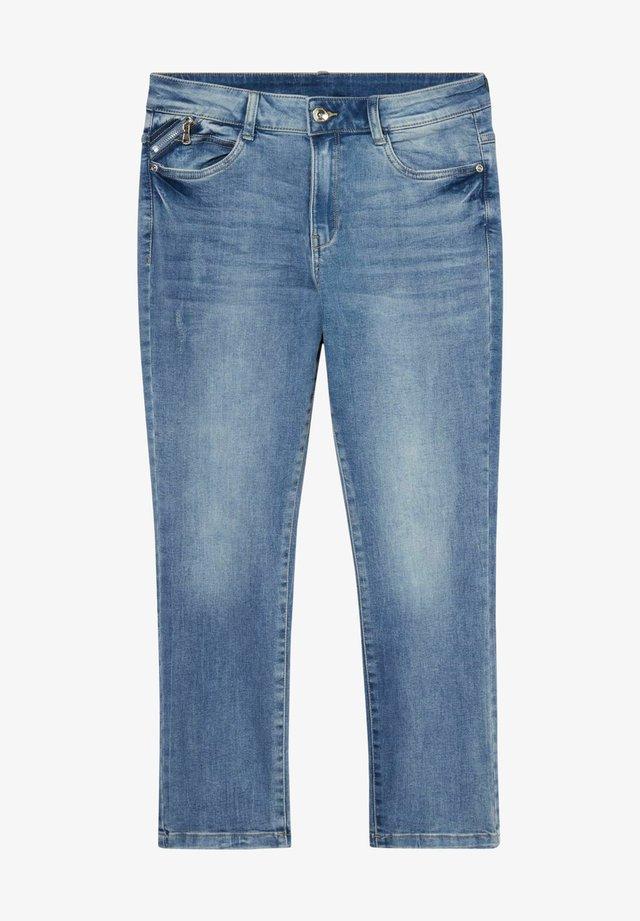 Straight leg jeans - jeans-hellblau