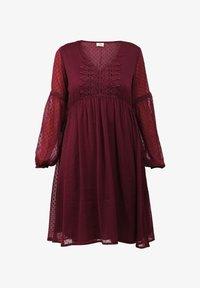 La Fiancée du Mékong - Day dress - dark purple - 3