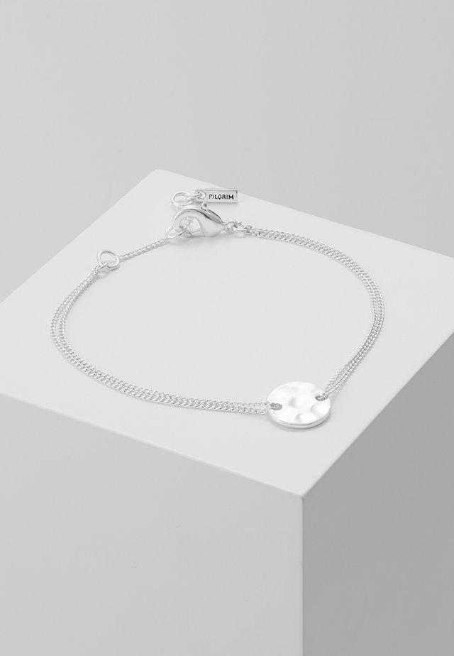 BRACELET LIV - Armband - silver-coloured